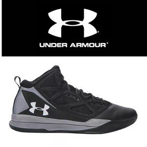 Under Armour Jet Mid Basketball Shoes - Size 9